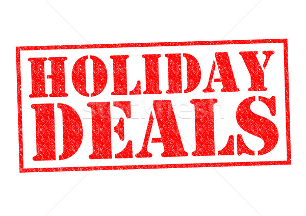 HOLIDAY DEALS Stock photo © chrisdorney