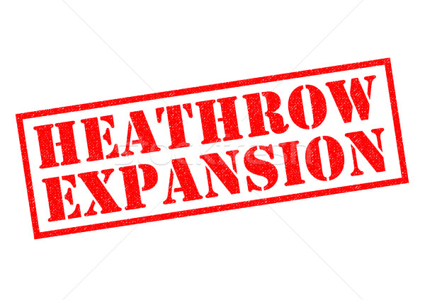 HEATHROW EXPANSION Stock photo © chrisdorney