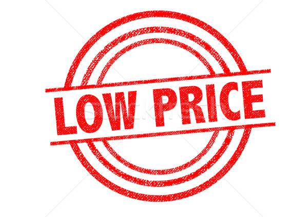 LOW PRICE Rubber Stamp Stock photo © chrisdorney