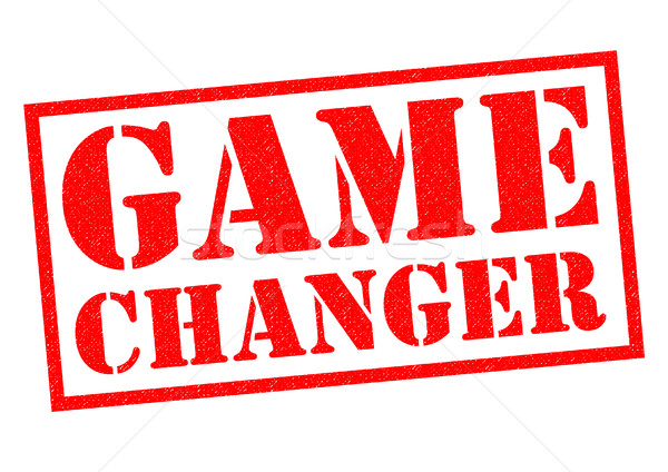 GAME CHANGER Stock photo © chrisdorney
