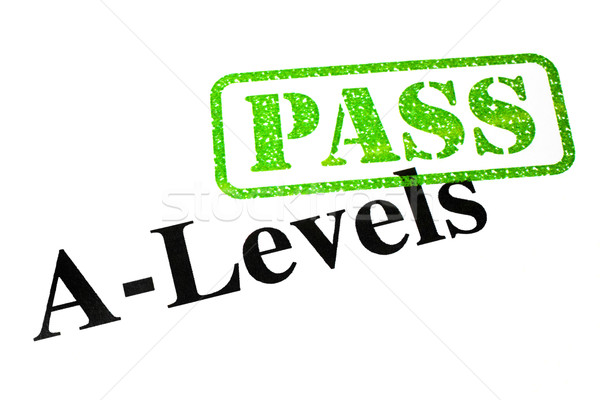 Passed Your A-Levels Stock photo © chrisdorney