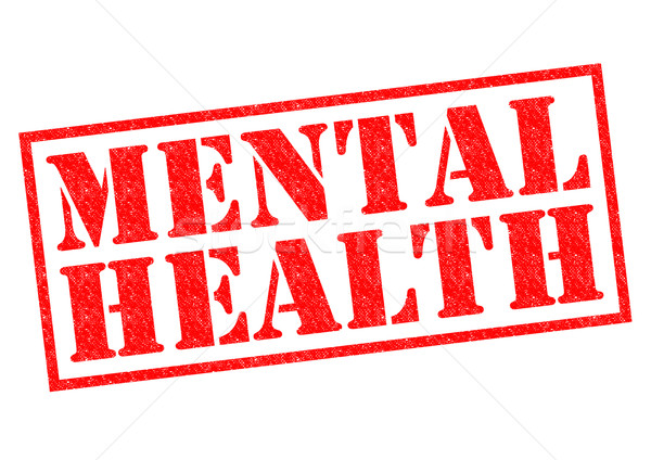 MENTAL HEALTH Stock photo © chrisdorney