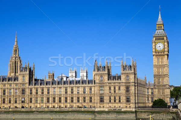 Palais westminster Londres vue magnifique Photo stock © chrisdorney