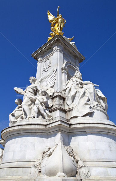 Victoria Memorial in London Stock photo © chrisdorney