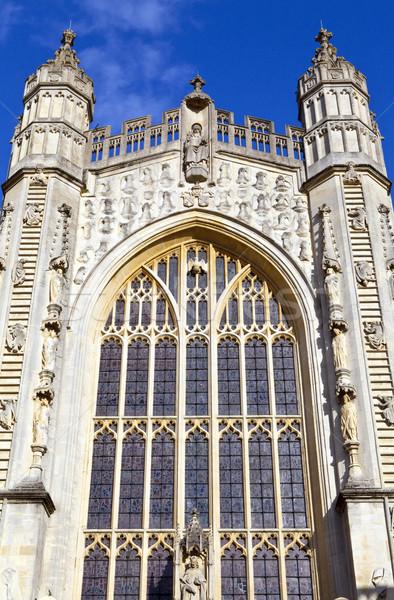 Bath Abbey Stock photo © chrisdorney