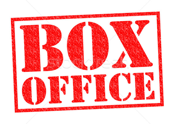 BOX OFFICE Stock photo © chrisdorney