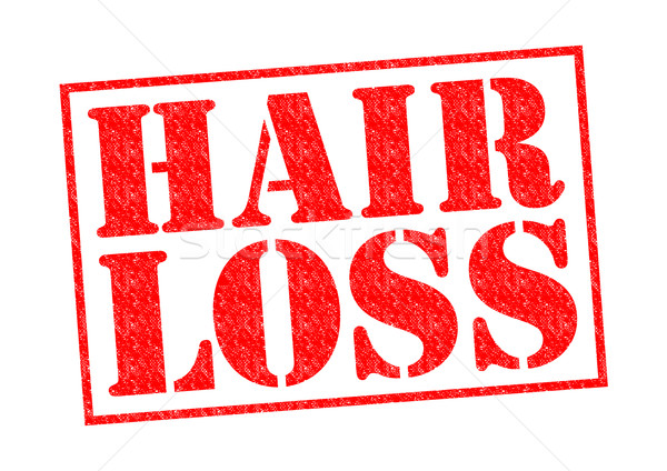 HAIR LOSS Stock photo © chrisdorney