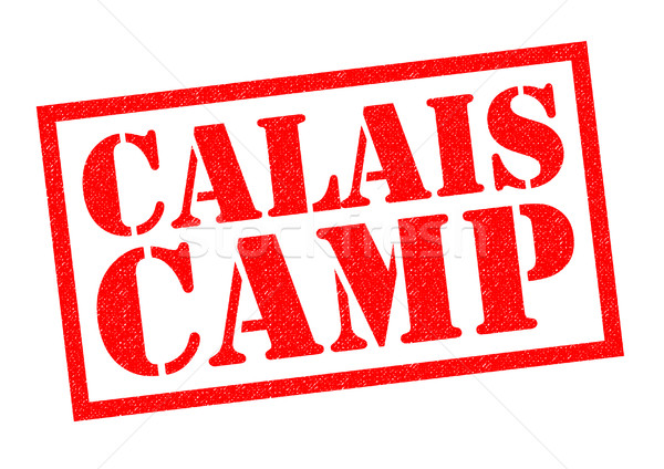 CALAIS CAMP Stock photo © chrisdorney