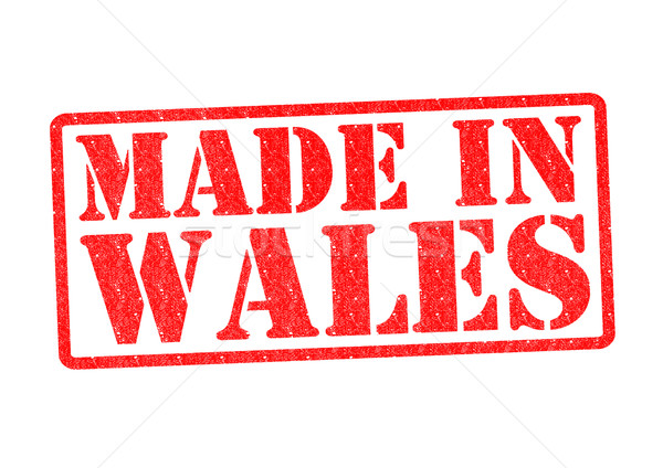 MADE IN WALES Stock photo © chrisdorney