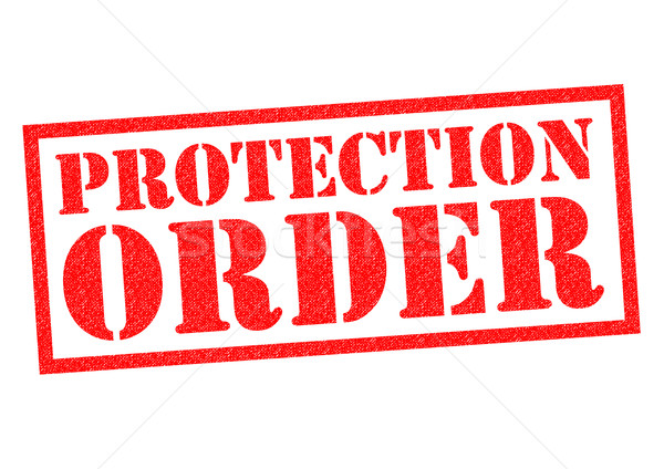 PROTECTION ORDER Stock photo © chrisdorney