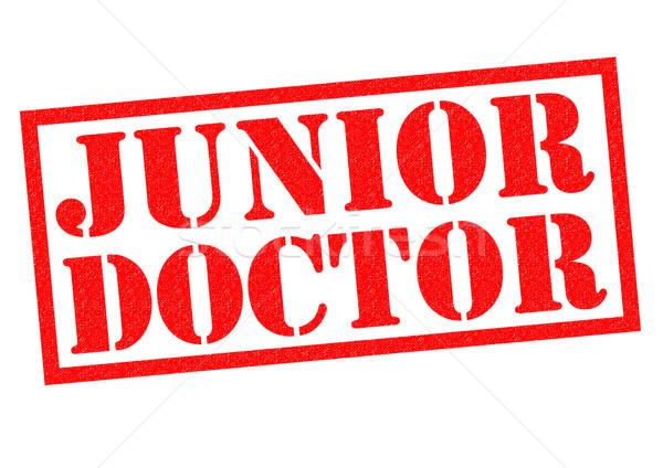 JUNIOR DOCTOR Stock photo © chrisdorney