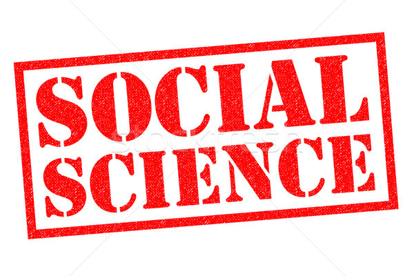 SOCIAL SCIENCE Stock photo © chrisdorney