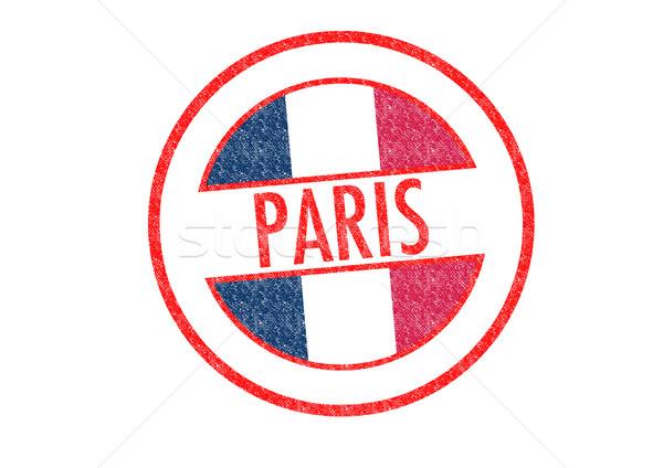 PARIS Stock photo © chrisdorney