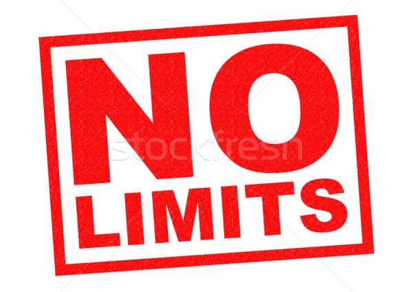 NO LIMITS Stock photo © chrisdorney