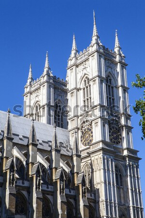 Westminster Abbey Stock photo © chrisdorney