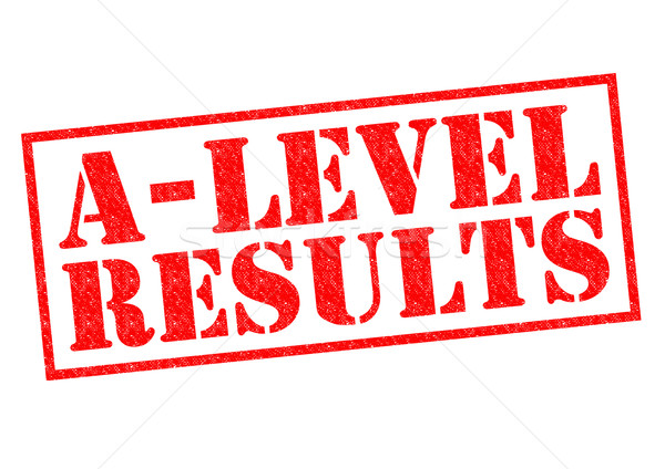 A-LEVEL RESULTS Stock photo © chrisdorney