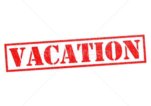 Foto stock: Férias · vermelho · branco · liberdade · férias