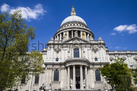 Cámara oxford vista magnífico arquitectura edificio Foto stock © chrisdorney