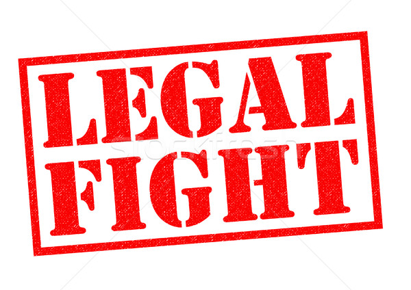 LEGAL FIGHT Stock photo © chrisdorney