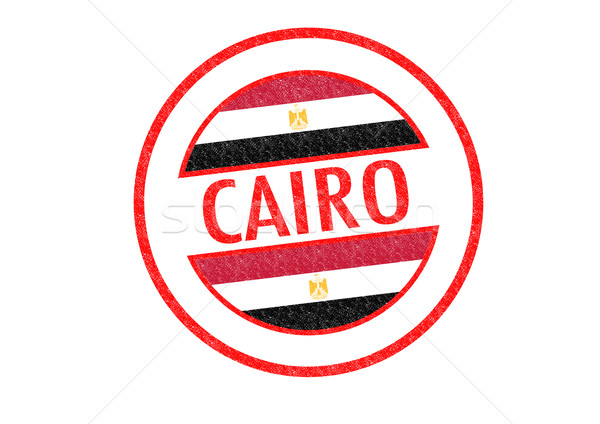 CAIRO Stock photo © chrisdorney