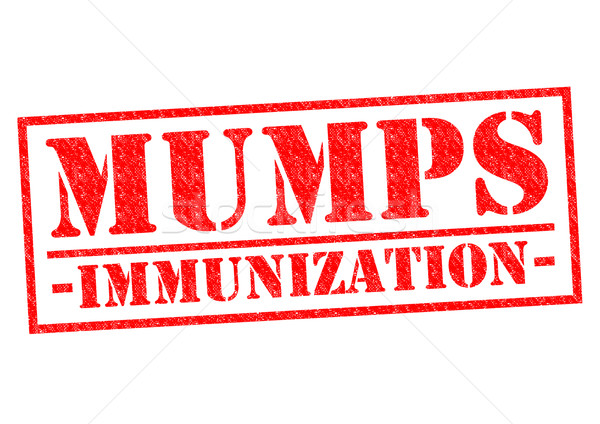 MUMPS IMMUNIZATION Stock photo © chrisdorney