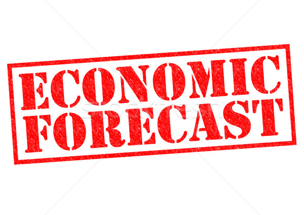 ECONOMIC FORECAST Stock photo © chrisdorney