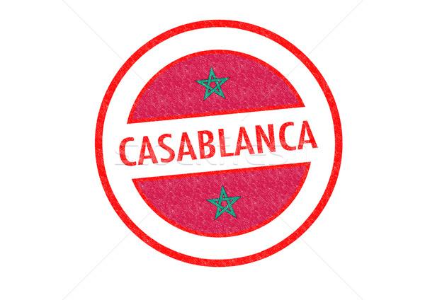 CASABLANCA Stock photo © chrisdorney