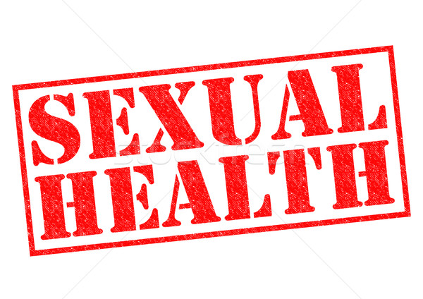 SEXUAL HEALTH Stock photo © chrisdorney