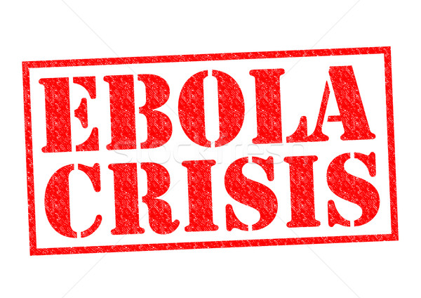 EBOLA CRISIS Stock photo © chrisdorney