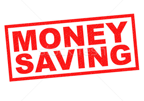 Stock photo: MONEY SAVING