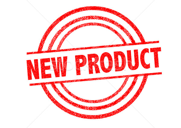 NEW PRODUCT Rubber Stamp Stock photo © chrisdorney