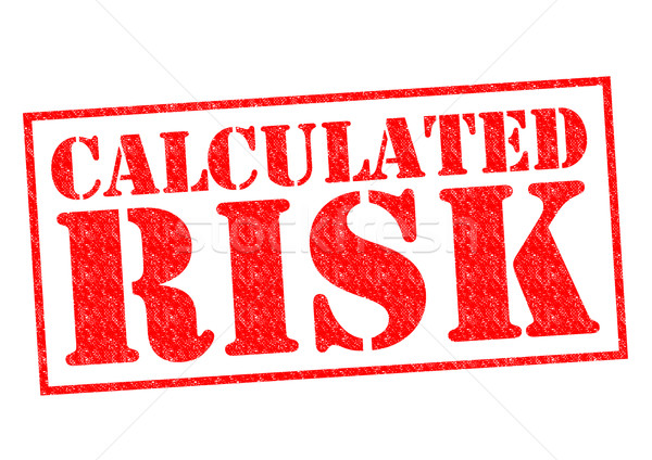CALCULATED RISK Stock photo © chrisdorney