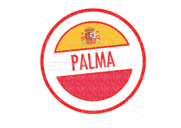 PALMA Stock photo © chrisdorney