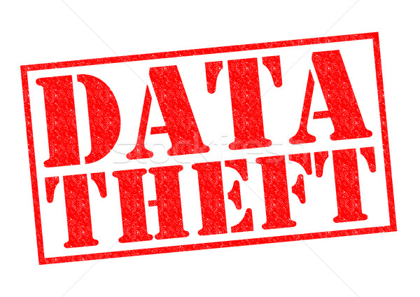 DATA THEFT Stock photo © chrisdorney