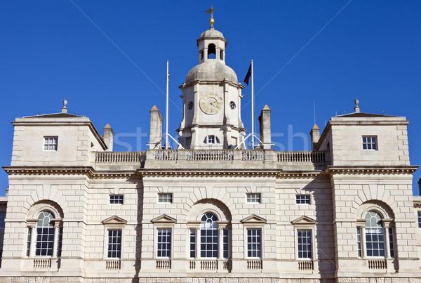 парад Лондон основной здании город синий Сток-фото © chrisdorney