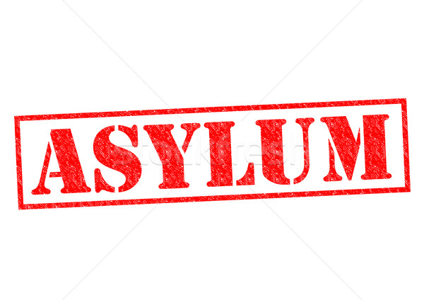 ASYLUM Stock photo © chrisdorney