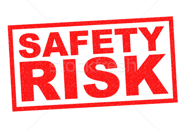 SAFETY RISK Stock photo © chrisdorney
