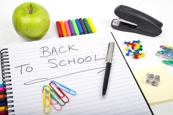 Back To School Stock photo © chrisdorney