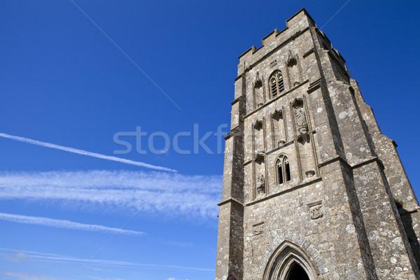 Glastonbury Tor Stock photo © chrisdorney