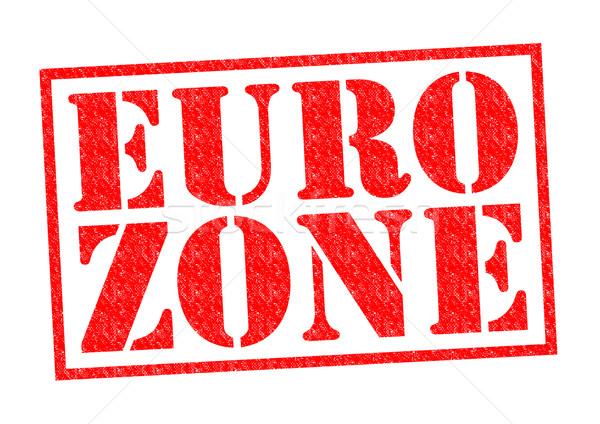 EURO ZONE Stock photo © chrisdorney