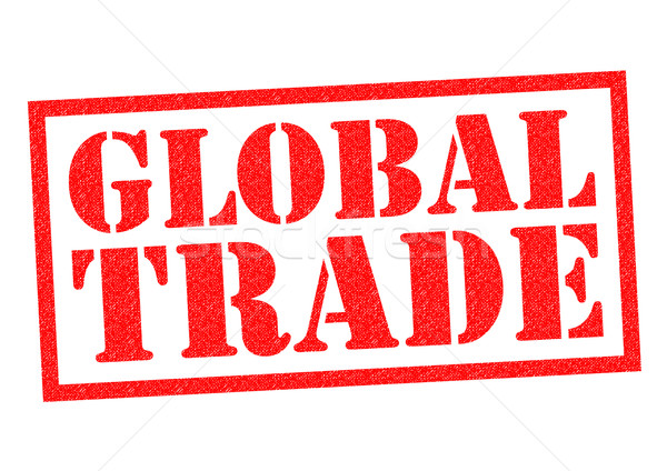 GLOBAL TRADE Stock photo © chrisdorney