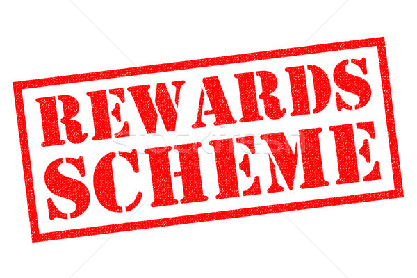 REWARDS SCHEME Stock photo © chrisdorney