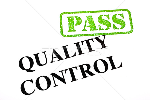 Successful Quality Control Stock photo © chrisdorney