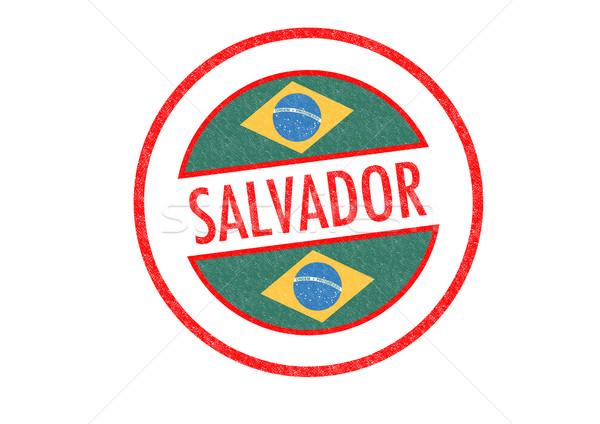 SALVADOR Stock photo © chrisdorney