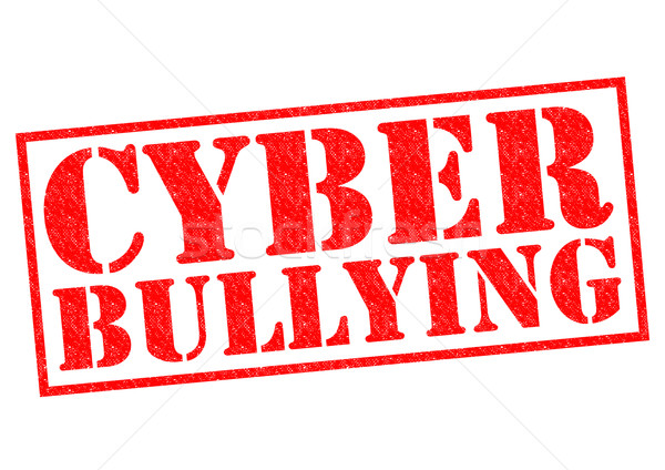 CYBER BULLYING Stock photo © chrisdorney