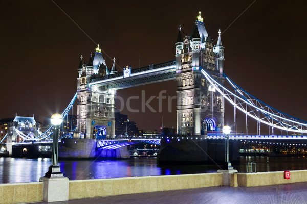Tower Bridge Londres ver magnífico rio Foto stock © chrisdorney