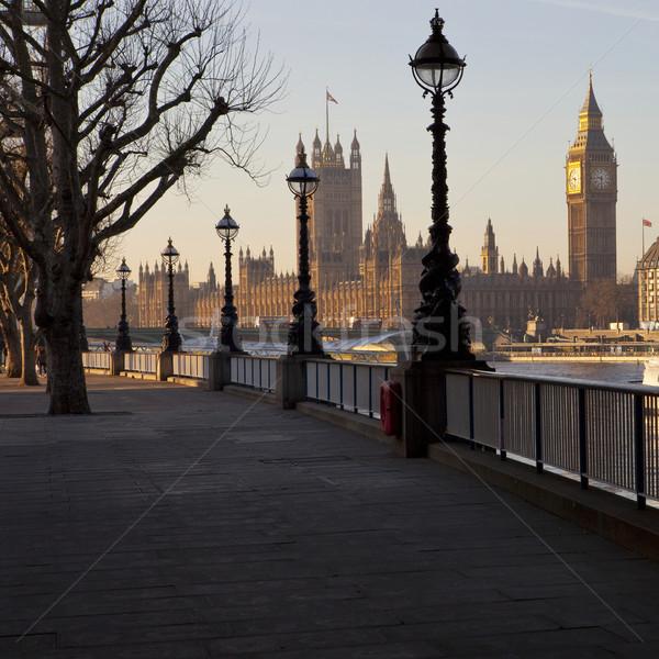 Houses of Parliament Stock photo © chrisdorney