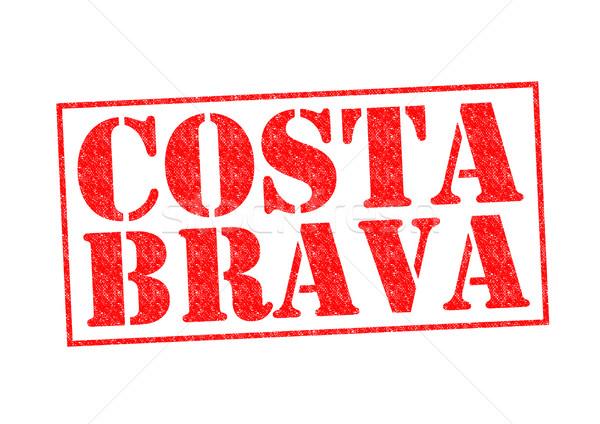 COSTA BRAVA Stock photo © chrisdorney