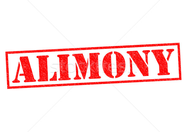 Kırmızı beyaz para evlilik destek Stok fotoğraf © chrisdorney