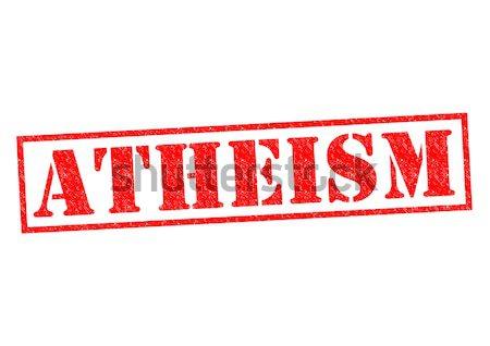 красный белый свободный религии тег Сток-фото © chrisdorney